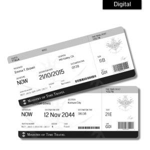 Time Travel Ticket