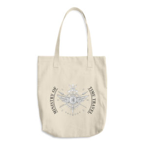 Ministry of Time Travel Tote Bag