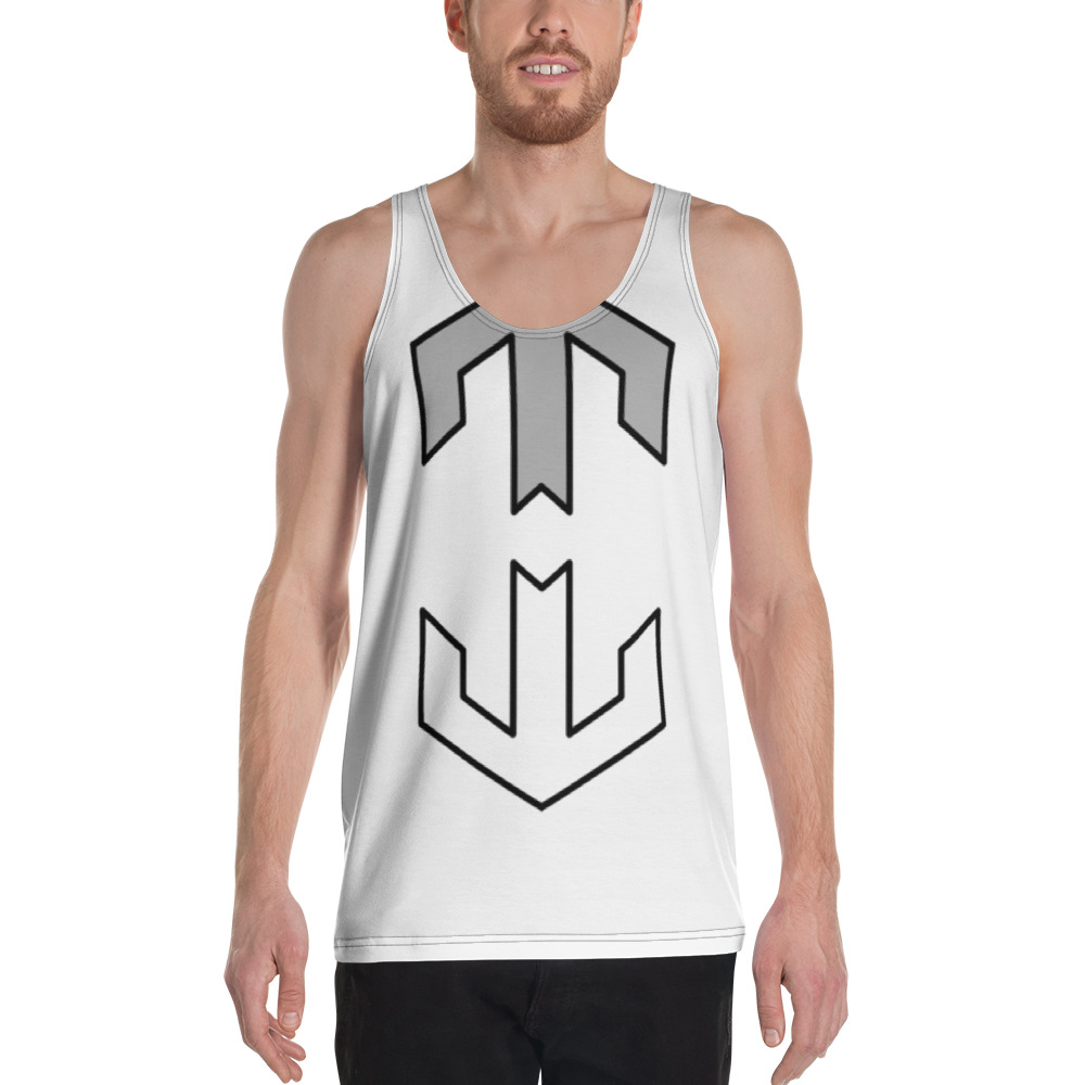 Ministry of Time Travel Tank top