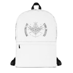 Ministry of Time Travel Bagpack