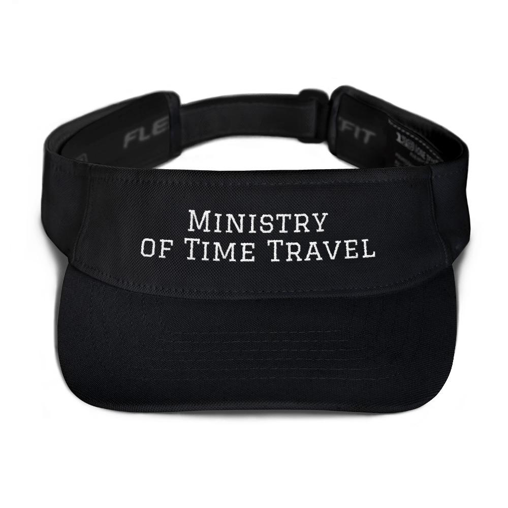 Ministry of Time Travel Cap