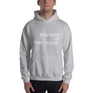 Ministry of Time Travel Hoodie