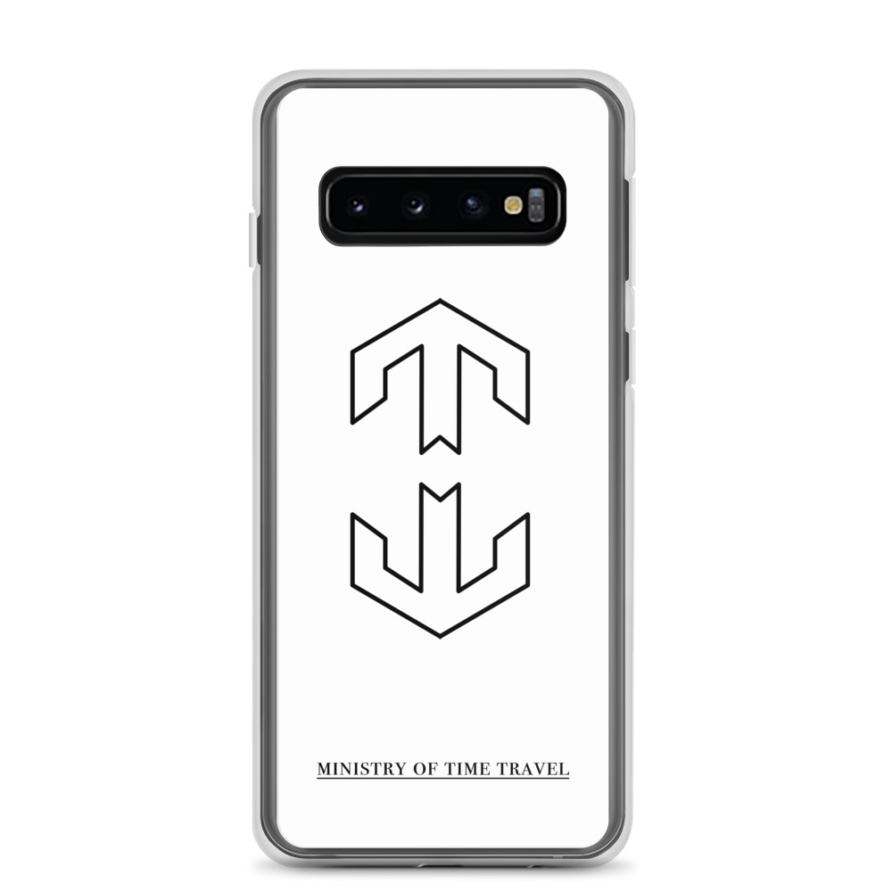 Ministry of Time Travel Phone Case