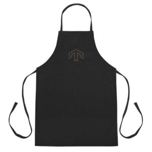 Ministry of Time Travel Apron
