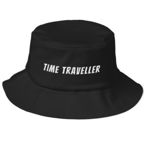 Ministry of Time Travel Time Traveller Bucket Hat